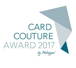 Card Couture Award 2017 silber
