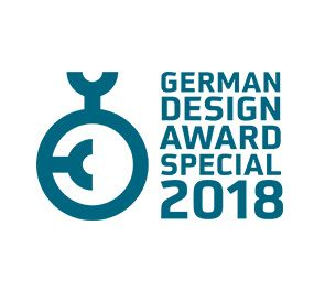 German Design Award Special Mention 2018