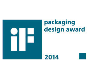 iF packaging desgin award 2014