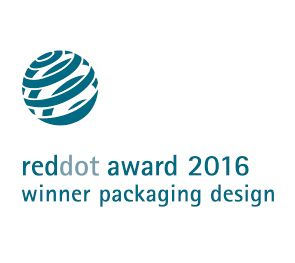 reddot award 2016 packaging