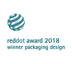 reddot award 2018 packaging