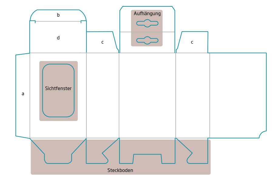 Gut gemocht Aufbau von Faltschachteln | EGGER Druck + Medien GJ38